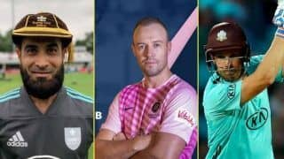 Dream11 Team MID vs SUR Vitality T20 Blast 2019 - Cricket Prediction Tips For Today's Vitality T20 Blast Surrey vs Middlesex at Kennington Oval in London