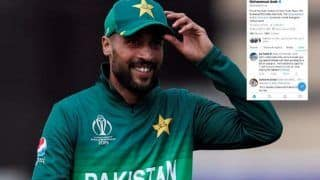 'Should Leave This Terrorist Country': Mohammad Amir Likes Controversial Tweet, Sparks British Passport Rumours | SEE POST