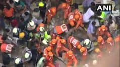 Mumbai Building Collapse: How Residents of Dongri Formed a Human Chain to Rescue Victims