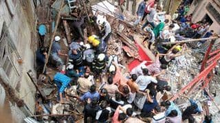 Mumbai Building Collapse LIVE: Bodies of Two Minors Recovered From Debris