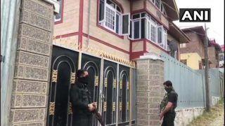 टेरर फंडिंग: NIA ने जम्मू-कश्मीर में 4 ठिकानों पर की छापेमारी