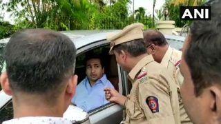 इंजीनियर पर कीचड़ फेंकने वाले कांग्रेस एमएलए नितेश राणे ने किया सरेंडर, पुलिस हिरासत में