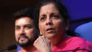 Tax Hike For Nation-Building, Growth as Crucial as Security: Nirmala Sitharaman