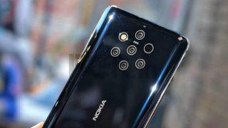 5 रियर कैमरे वाला Nokia 9 PureView अब ऑफलाइन स्टोर्स पर भी उपलब्ध