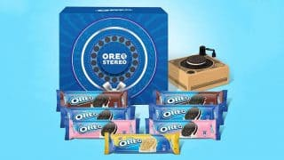 Oreo Stereo Music Box : भारत में लॉन्च हुआ ओरियो का लिमिटेड एडिशन म्यूजिक बॉक्स Oreo Stereo