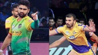 Top 5 Raiders Pro Kabaddi League 2019: Ajay Thakur to Pardeep Narwal, Top Five Raiders to Watch Out For in PKL'19