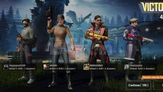 PUBG Mobile Ranking Points bug fixed by developers