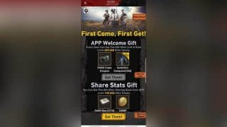 How to get free PUBG Mobile Godzilla outfit