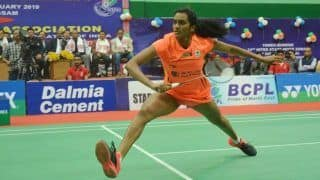 PV Sindhu to Renew Chase For Maiden Title in Thailand Open