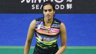 PV Sindhu Maintains Fifth Spot in Women's Singles BWF Ranking