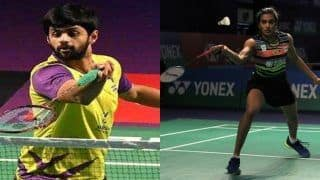 BWF World Badminton Championships: PV Sindhu, B Sai Praneeth Advance to Quarterfinals; HS Prannoy, Kidambi Srikanth Eliminated