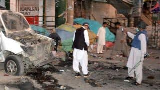 Pakistan: 5 Dead, 35 Injured in Bombing Outside Police Station in Quetta