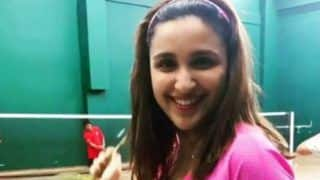 Bottle Cap Challenge: Parineeti Chopra Gives Her Own Twist as She Takes up The Challenge