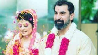 'We Did': Pooja Batra Shares Her Wedding Pictures With Hubby Nawab Shah