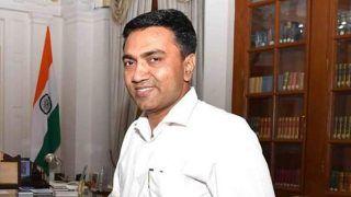 National Games Not in November, But May 2020: Goa CM Pramod Sawant