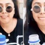 Bottle Cap Challenge: Bhojpuri Actor Priyanka Pandit Gives Her Own Twist to The Viral Challenge