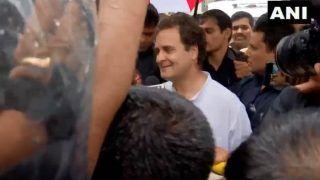VIDEO: राहुल गांधी नेे कहा, 10 गुना अधिक ताकत के साथ लड़ूंगा बीजेपी और आरएसएस से
