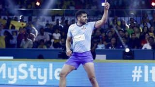 Dream11 Team DEL vs CHE Pro Kabaddi League 2019 – PKL Prediction Tips For Today's Match 9 Dabang Delhi K.C. vs Tamil Thalaivas at Gachibowli Indoor Stadium