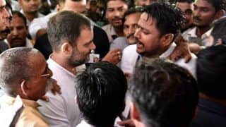 Rahul Gandhi Amasses 10 Million Followers on Twitter, Celebrates 'Milestone' in Amethi