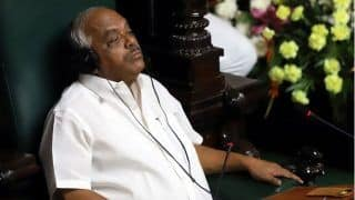 Karnataka Crisis: House Adjourned, Trust Vote to Conclude by 6 PM Today, Says Speaker