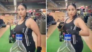 Bottle Cap Challenge: After Nirahua, Bhojpuri Hotness Rani Chatterjee Takes up The Viral Challenge