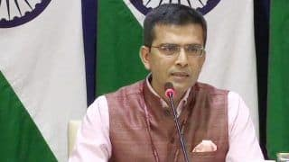 Great That Pakistan Acknowledged Terror Camps, Now it Should Take Credible Action: MEA