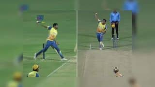 Ravichandran Ashwin Tries New Mystery Ball Again, Gets a Wicket This Time During Dindigul Dragons vs Madaurai Panthers TNPL Game | WATCH VIDEO