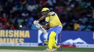 Dream11 Team Dindigul Dragons vs TUTI Patriots Tamil Nadu Premier League 2019 - Cricket Prediction Tips For Today's TNPL Match DIN vs TUT at Indian Cement Company Ground, Tirunelveli