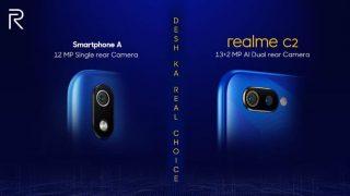 Realme, Xiaomi smartphone war continues: Redmi 7A compared with Realme C2