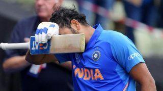 World Cup 2019: रोहित शर्मा ने सेमीफाइनल में मिली हार का दर्द इन शब्दों में किया बयां