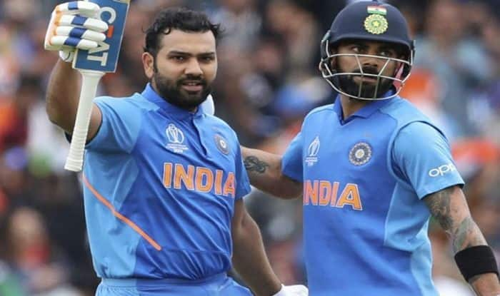 Image result for ind vs wi 2nd t20 captain kohli score 3 runs and break rohit record