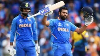 ICC Cricket World Cup 2019 Match 44 HIGHLIGHTS: Rohit Sharma, KL Rahul Centuries Power India to Emphatic 7-Wicket Win Over Sri Lanka, Finish on Top of Points Table