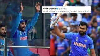 Rohit Sharma Slams ICC Rule After England Beat New Zealand in Super Over by Virtue of Boundaries to Clinch Maiden World Cup | SEE POST