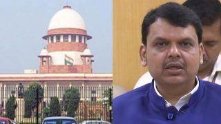 महाराष्ट्र सीएम देवेंद्र फडणवीस के चुनावी हलफनामे में चूक के मामले में फैसला सुना सकता है SC
