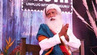 Sadhguru Jaggi Vasudev Courts Controversy With Tweet on Hima Das