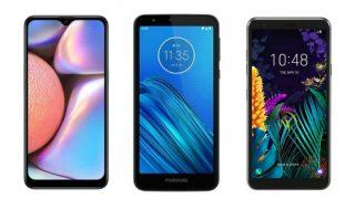 Samsung Galaxy A10s, Moto E6 और LG X2 के रेंडर्स हुए लीक, डिजाइन और स्पेसिफिकेशंस आई सामने