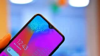 Samsung Galaxy M10 price in India slashed by Rs 1,000 ahead of Redmi 7A India launch