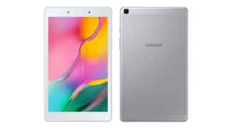 Samsung Galaxy Tab A 8.0 (2019) with 5,100mAh battery, 8-inch display announced