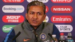 Sanjay Bangar's Role in 2019 World Cup Under Scanner Even as Contracts of India Coaches Get Extended