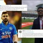 Sanjay Manjrekar TROLLED For Making Suggestion For No 4, 5 With Virat Kohli's Example Ahead of India's Tour to West Indies | SEE POSTS