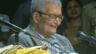'Jai Sri Ram' Slogan Recent Import to Wage War, Not Associated With Bengal Culture: Amartya Sen