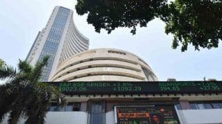 Sensex Drops 289 Points After Sharp Selling of Automobile, State-run Bank Stocks