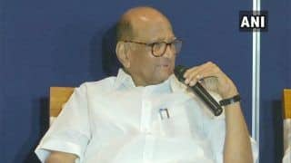 Lot of Resentment Against Maharashtra Government, Only Pulwama-like Incident Can Change Mood: Sharad Pawar
