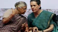 Sheila Dikshit's Dedication to Make Delhi a Better Place to Live in Remains Her Lasting Legacy: Sonia Gandhi