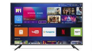 Shinco ने 23,999 रुपये की कीमत में लॉन्च किया 49 इंच का स्मार्ट टीवी