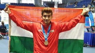 Shiva Thapa Becomes India's First Gold Medallist in Kazakhstan President's Cup