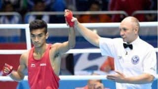 Boxing: Shiva Thapa, Six Others Enter Semifinals of Olympic Test Event