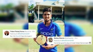 After Senior Team Snub, Shubman Gill's Motivating Tweet Post Player of The Series Award During West Indies A Tour is Winning Twitter | SEE POST