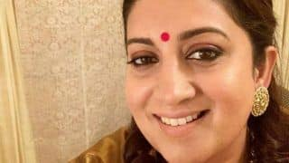 Smriti Irani Cracks up The Internet With Her Funny Working Weekend Meme, Ekta Kapoor Has The Best Reply