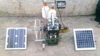 MSME's Mission Solar Charkha to Provide Jobs to Nearly 1 Lakh People